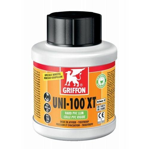 GRIFFON UNI-100 XT PVC LIJM FLACON 250 ML