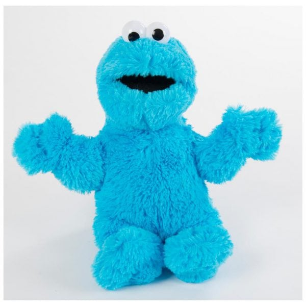 PLUCHE SESAMSTRAAT KOEKIE MONSTER 38 CM