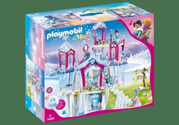 Playmobil 9469 Kristallen paleis / Paleis van Chrystal
