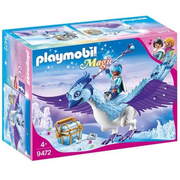 Playmobil 9472 Feniks en Sinikka