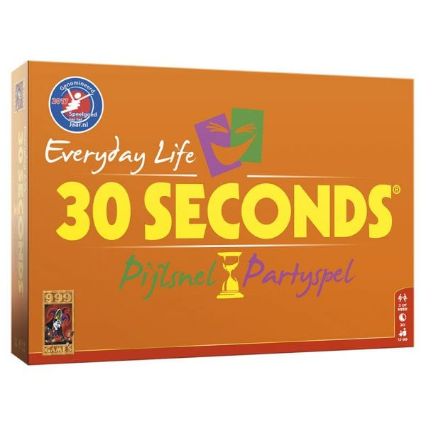 SPEL 30 SECONDS EVERYDAY LIFE