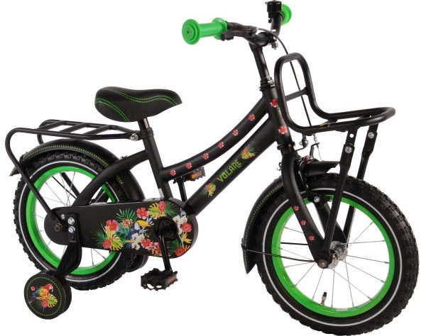 Volare 61419 Tropical Girls 14 inch meisjesfiets
