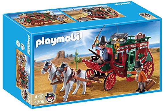 Playmobil 4399 Western Postkoets