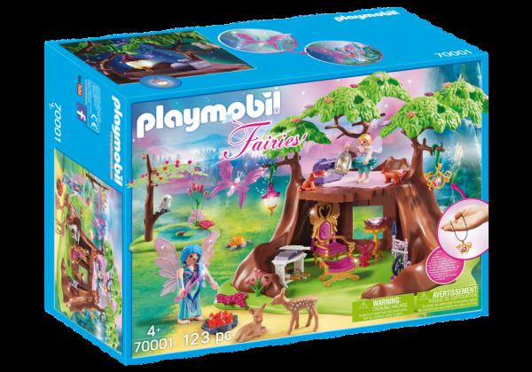 Playmobil 70001 Sprookjesboshuis