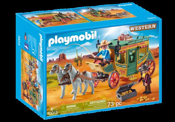 Playmobil 70013 Western koets