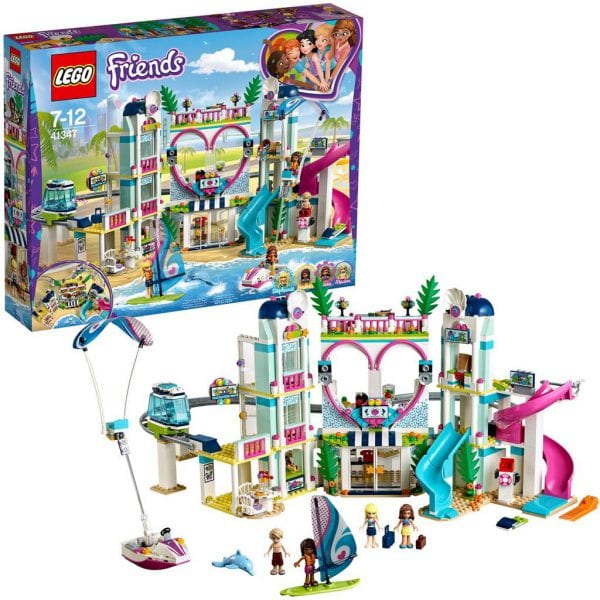 LEGO 41347 FRIENDS CITY RESORT