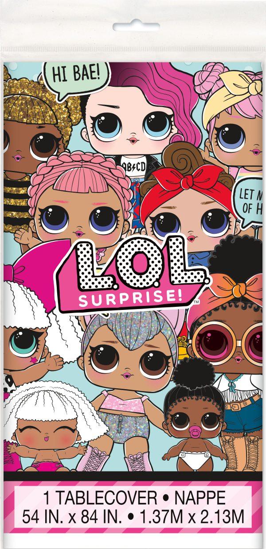 Tafelkleed L.O.L Surprise 138 x 214 Cm
