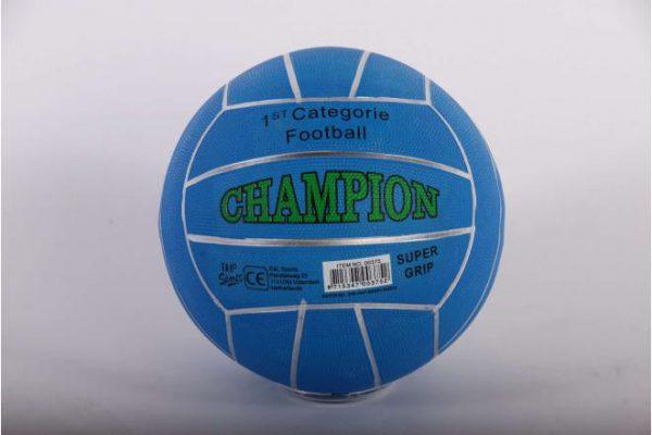 voetbal blauw