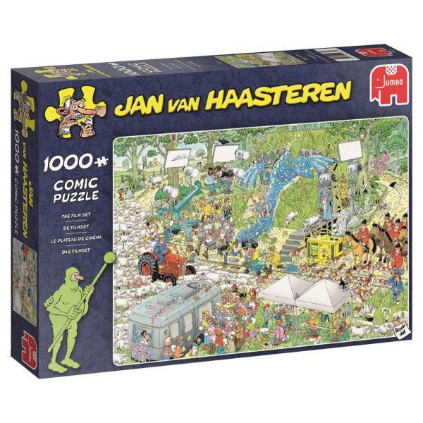 Jan van Haasteren  De flimset 1000 stukjes