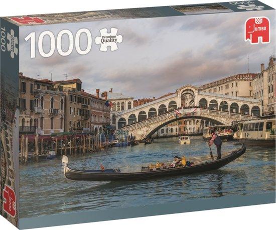 Railto Bridge Venice Premium Jumbo 1000 stukjes