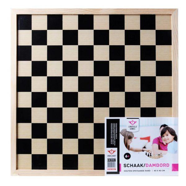Dambord / Schaakbord