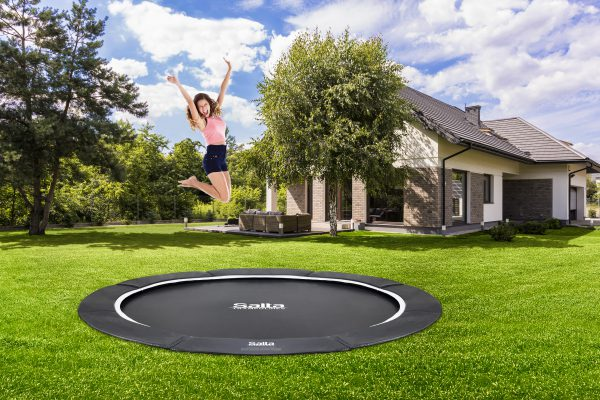 Royal Baseground Rond – 427cm