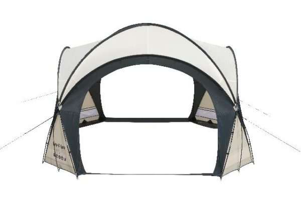 Lay-Z-spa dome tent