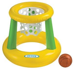 Intex 58504NP drijvende basket opblaasbaar incl bal 67 x 55 cm