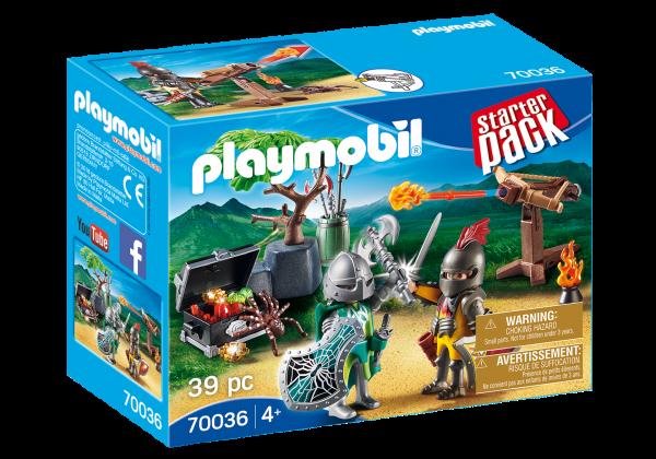Playmobil 70036 Starterpack Ridderduel
