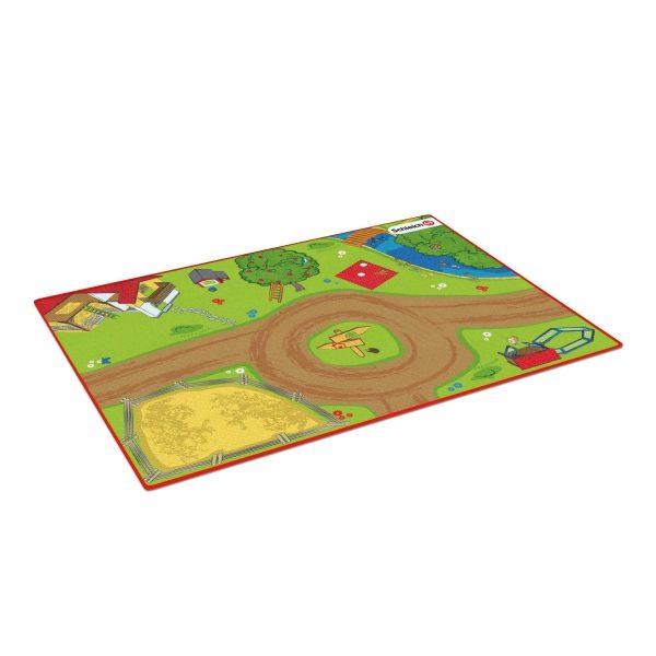 Schleich 42442 Farm World speel mat boerderij