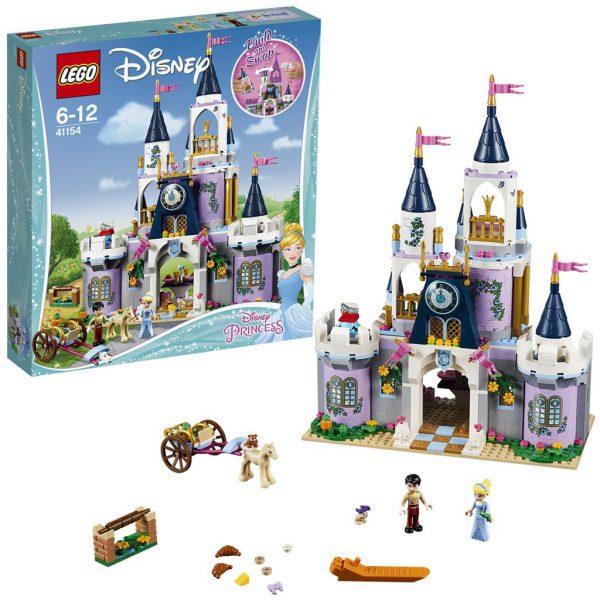 LEGO 41154 Princess Assepoesters droomkasteel