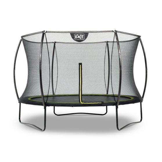 EXIT Silhouette trampoline ø305 cm – zwart