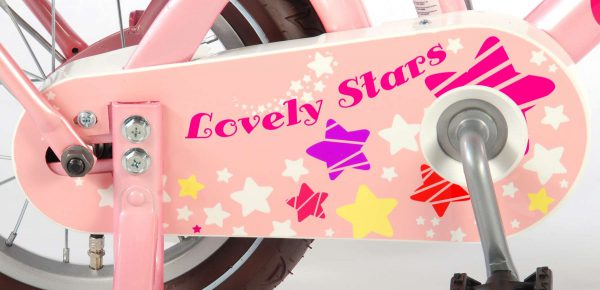 Volare Lovely Stars 12 roze c