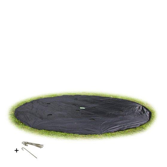 EXIT groundlevel trampoline afdekhoes ø366cm