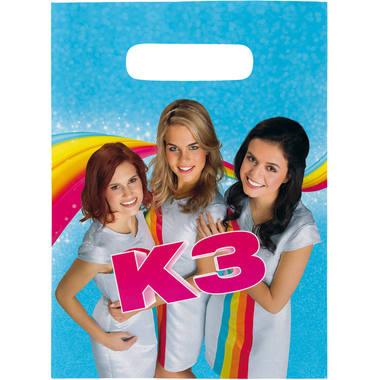 K3 Party Uitdeelzakjes – 8 stuks