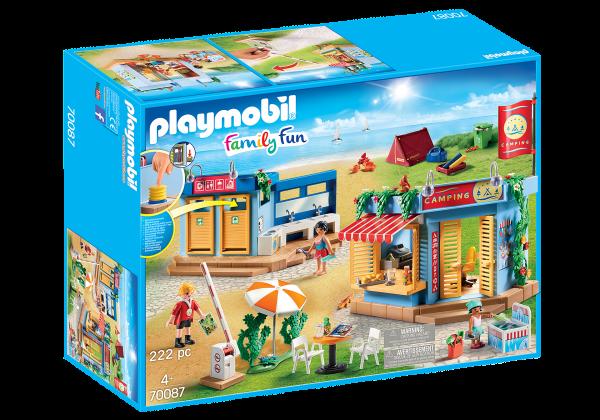 Playmobil 70087 Grote camping