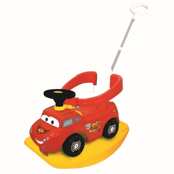 CARS 4-IN-1 ACTIVITY RACER