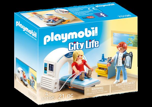 Playmobil 70196 Radiologiekamer