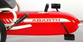 Abarth GoKart rood3