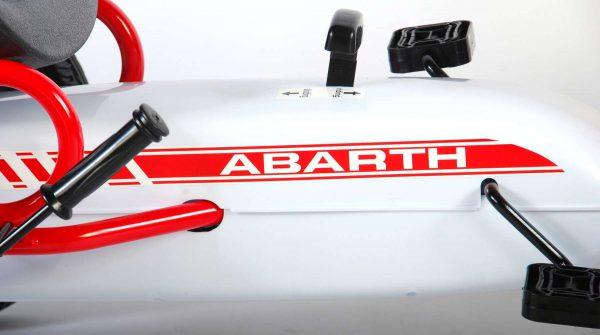 Abarth GoKart wit1