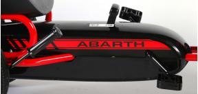 Abarth GoKart zwart1