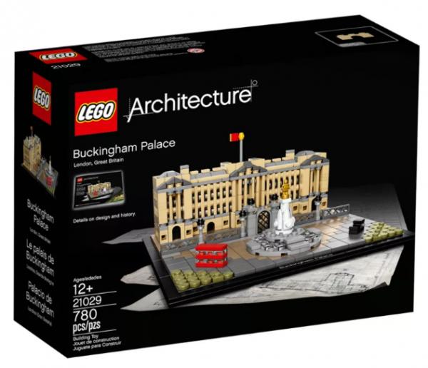 Lego Architecture 21029 Buckingham Palace