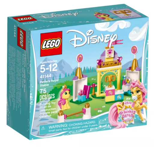 Lego Disney 41144 Petite's koninklijke stal