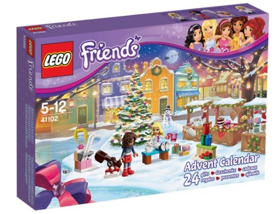Lego Friends 41102 Adventskalender