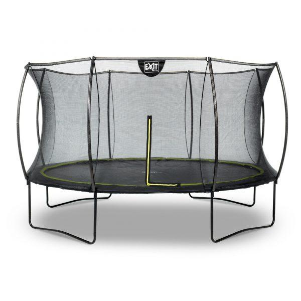 EXIT Silhouette trampoline ø 366 cm – zwart
