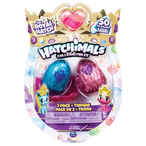 Hatchimals Colleggtibles 2 pack + Nest S6 ASSORTI