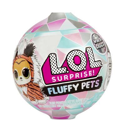 LOL SURPRISE FLUFFY PETS ASS DISP