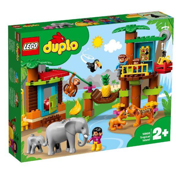 LEGO 10906 DUPLO TROPISCH EILAND