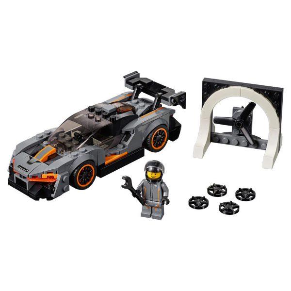 LEGO SPEED CHAMPIONS 75892 MCLAREN SENNA1