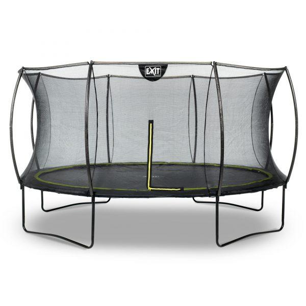 EXIT Silhouette trampoline ø427cm – zwart