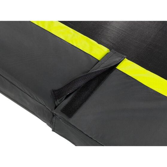 EXIT Silhouette trampoline ø427cm – zwart2