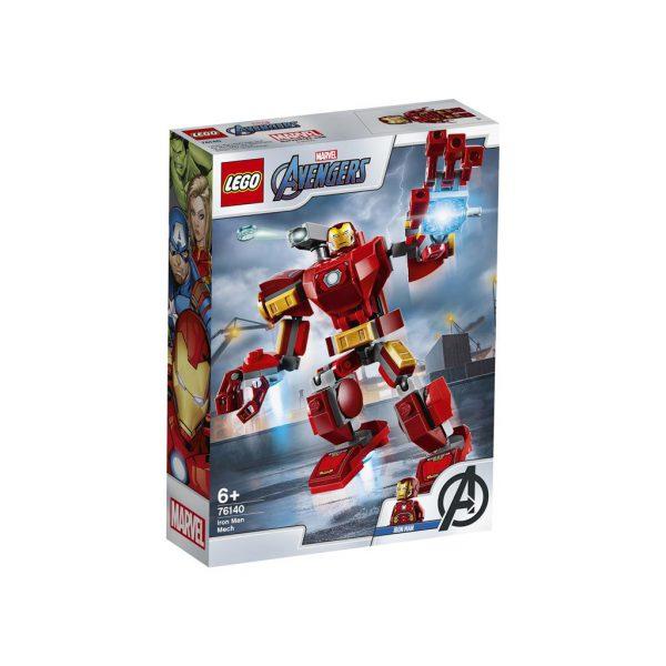 LEGO MARVEL AVENGERS 76140 IRON MAN MECHA