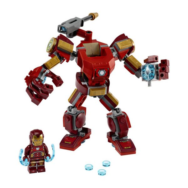 LEGO MARVEL AVENGERS 76140 IRON MAN MECHA1
