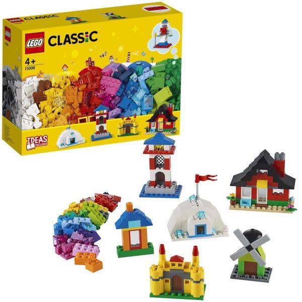 LEGO 11008 CLASSIC STENEN EN HUIZEN