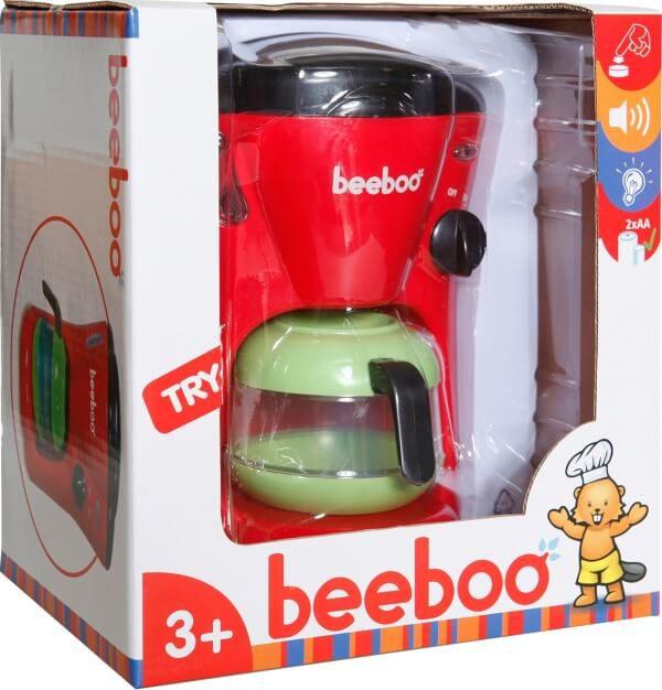 Beeboo Kitchen kinderkoffiemachine, met licht & geluid