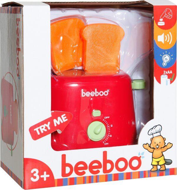 Beeboo Kitchen speeltoaster met licht en geluid