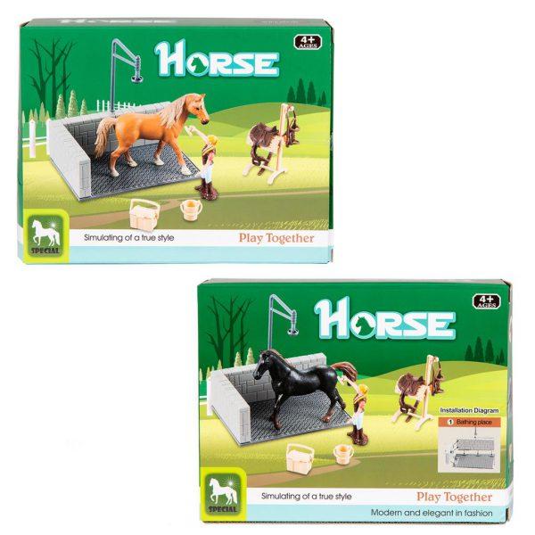 Horse Paardenwasbox