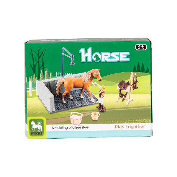 Horse Paardenwasbox1