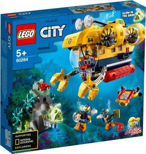 Lego 60264 Oceaan Verkenningsduikboot
