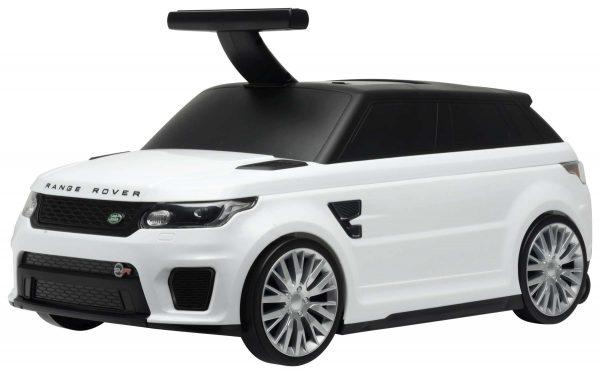 Range Rover Sport SVR – Ride On – Koffer – Wit